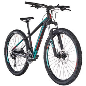 "ORBEA MX XS 40 27,5"" Kinder black-turquoise-red"